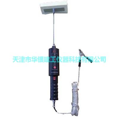 湿海绵针孔检漏仪